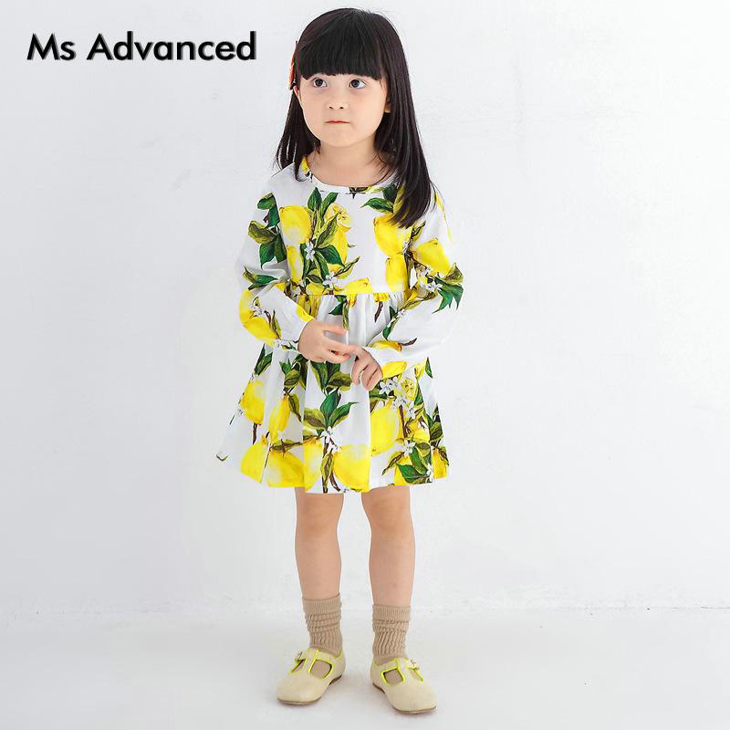 Fashion Baby Dress Long Sleeve Pirncess Girls Clothes Spring Autumn Winter Children Dresses For Girl Floral Clothing Vestidos hsp racing rc car spare parts accessories bodyshell 420 155mm for 1 10 scale monster truck 94188