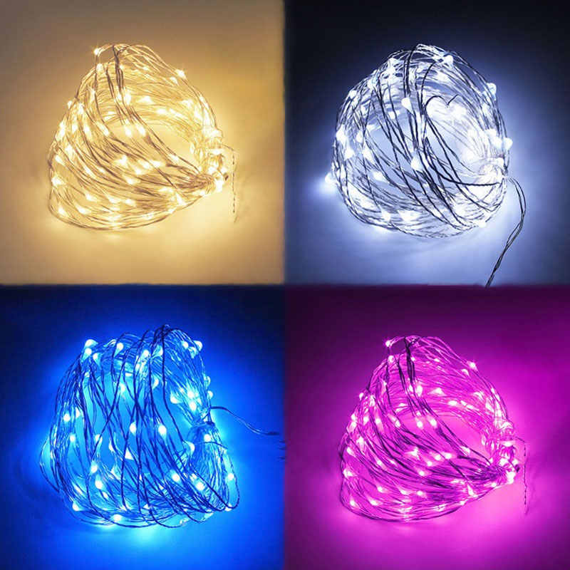 2M LED String Light Christmas Tree Decoration Noel Natal Ornament Light Merry Christmas Decorations for Home 2018 New Year Gifts