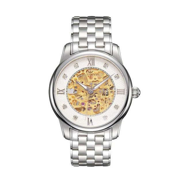 S510 Stainless Steel Mechanical Hollow Out 1