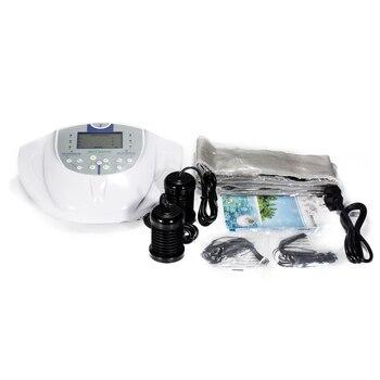 Detox Foot Spa Machine With Dual FIR Waist Belts And TENS Pads
