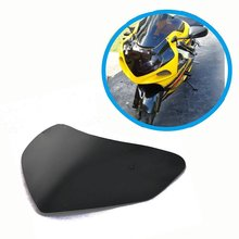Dark Smoke Headlamp Headlight Lens Cover Shield Protection Protector for Suzuki K1 GSXR 600 750 2001 2002 2003