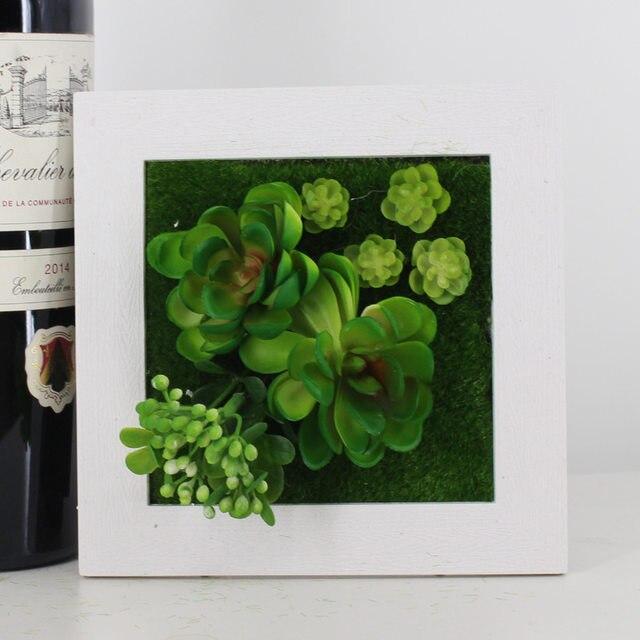 Tienda Online 3D Creative Metope plantas suculentas imitación de ...