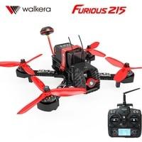 Walkera Форсаж 215 RC гоночный Drone с Дево 7 передатчик RC Quadcopter с 600TVL Камера и F3 полета Управление RTF