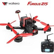 Furioso 215 Carreras RC Drone con DEVO 7 Transmitter Walkera RTF Control de Vuelo RC Quadcopter con Cámara 600TVL y F3