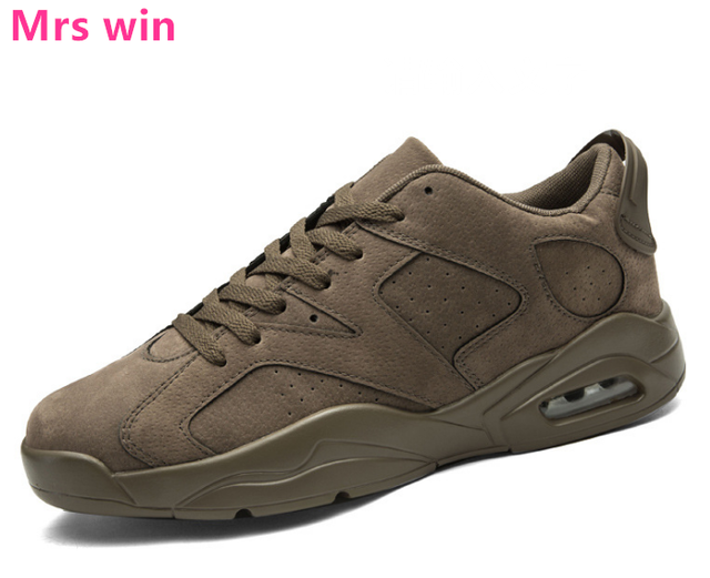 Neue Outdoor Style ... Männer Sneakers Air Laufschuhe Leder Männlich ... Style 602c30