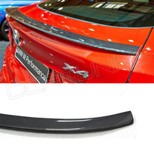 For BMW X4 Spoiler 2014 2015 2016 X4 F26 Carbon Rear Spoiler Xdrive25i xdrive28i xdrive20i X4 Rear Spoiler