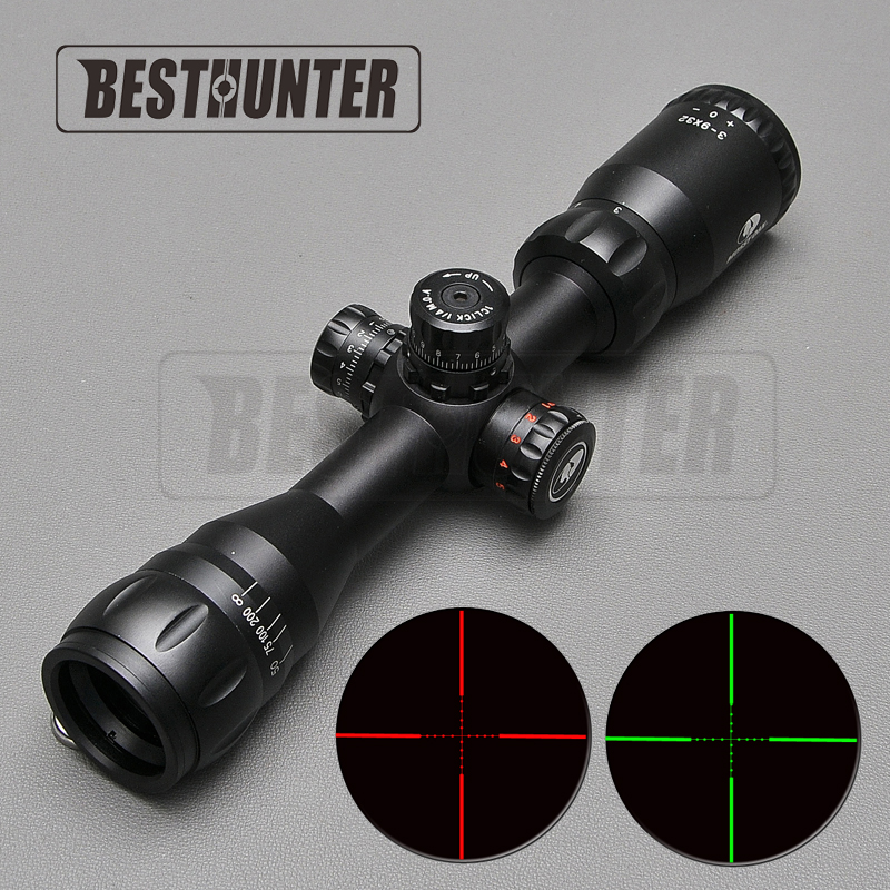MOSSY OAK DC 3-9X32 AOME Tactical Rifle Scope Hunting Optical Rifle Scope RG Illuminated Reticle Sight For Airsoft Air Guns mossy oak camo with pink lace trim camisole top juniors x large