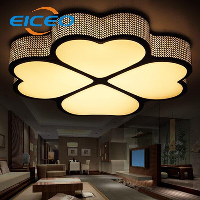 (EICEO) Kreativní osobnost LED stropní lampa Obývací pokoj lampy Osvětlení Jednoduchý Moderní Dětská Světla Obývací Pokoj