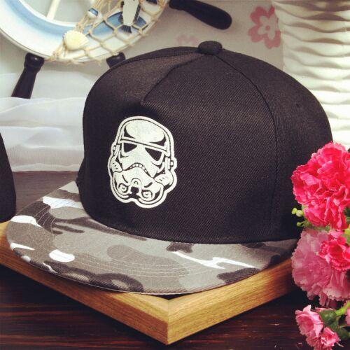 Cool Star Wars Adjustable Unisex Snapback Cap