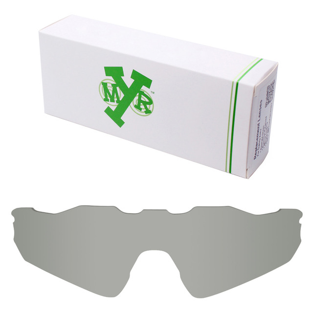 40256028b2c Mryok POLARIZED Replacement Lenses for Oakley Radar EV Path Sunglasses Grey  Photochromic