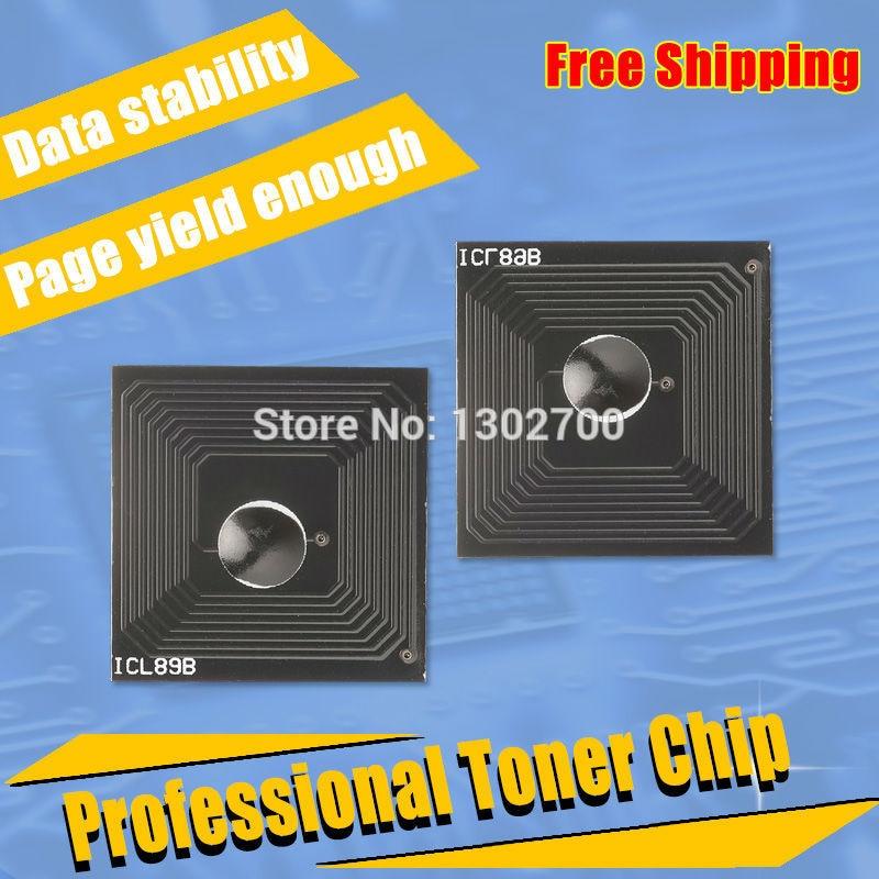 Sparsam Tk-581 Tk581 K C M Y Tk 581 Tonerkassette Chip Für Kyocera Fs-c5150 Fs-c5150dn Fs C5150dn C5150 Fsc 5150dn Pulver Refill Reset Geschickte Herstellung