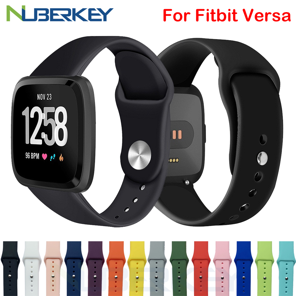 Colorful Silicone Wrist Strap For <font><b>Fitbit</b></font>