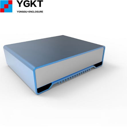 GOF-K01 120 X 46 X 170mm aluminium enclosure amplifier extruded case instrument for communication