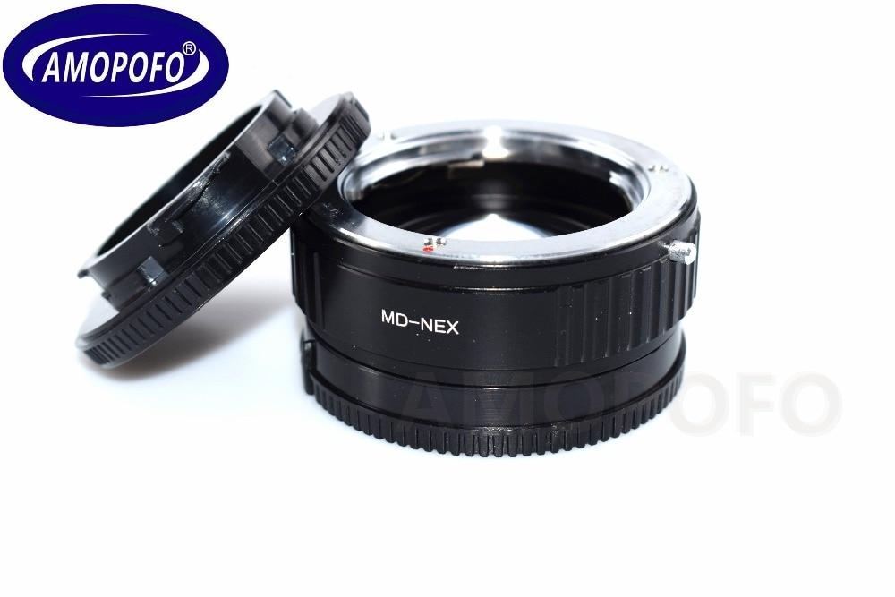 Sony NEX E A6000 A5000 üçün Minolta MD montaj obyektivi üçün - Kamera və foto - Fotoqrafiya 3