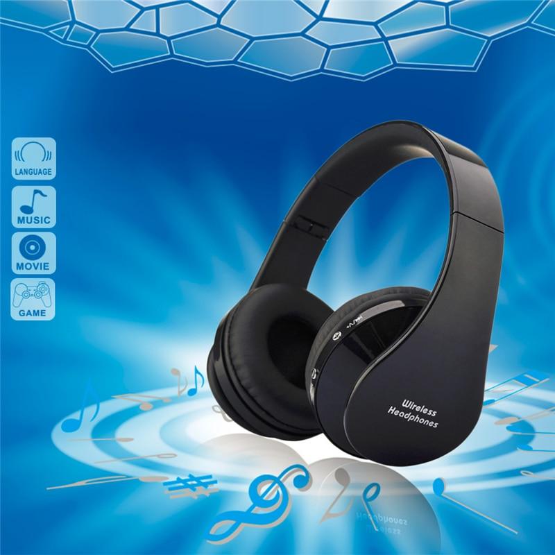 New Arrivals Bluetooth Headset Headphones Wireless Earphones Folding Headphones Hot Bluetooth Sport Earphone Universal Earphones