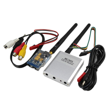 Бесплатная доставка Boscam 5.8 ГГц 200 МВт беспроводной передатчик и приемник TS351 + RC305 для RC FPV Multicopter квадрокоптер FPV