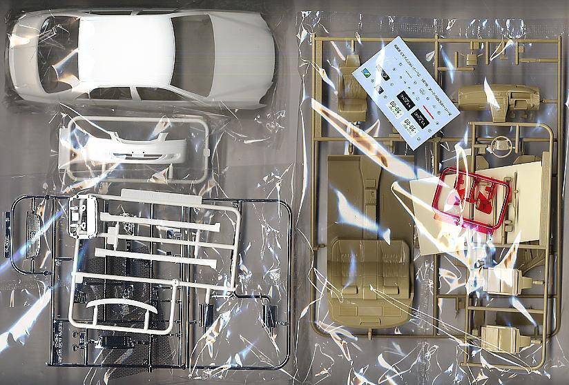 Aoshima model kits home