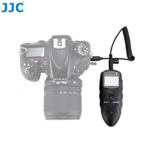 JJC DSLR Timer IR Infrared Remote for Nikon Multiple Remote Interface and IR Receiver Camera D1x / D1h / D1 / D2x / D100 / D200