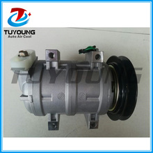 High quality DKS15CH auto parts ac compressor for Excavators / Hitachi Excavator / KOMATSU 506011-6800