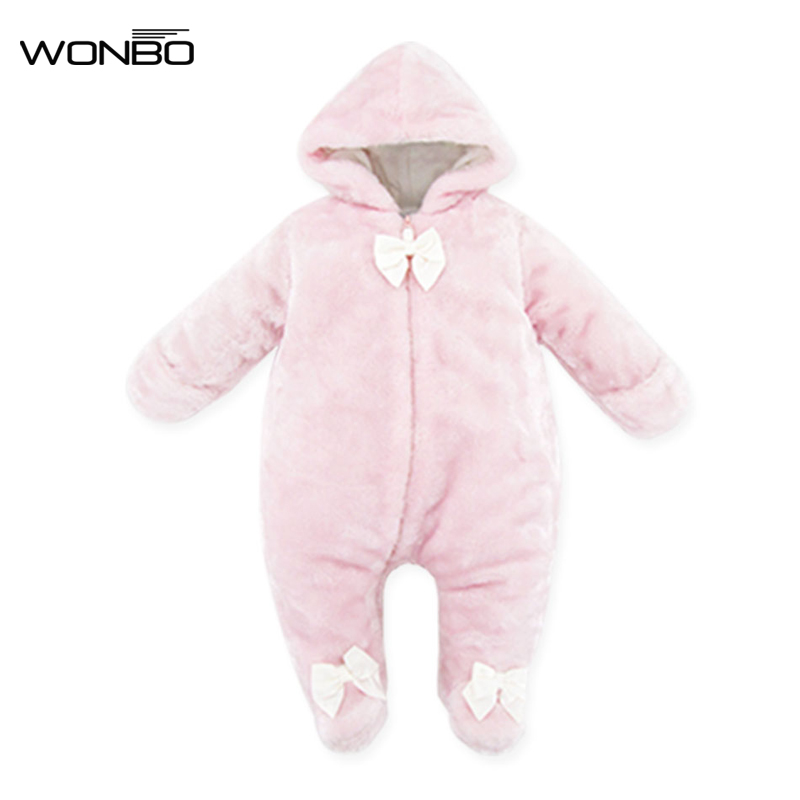 цены Baby Boy Winter Clothing Newborn Rompers Baby Boy Snowsuit Winter Clothes Christmas Jumpsuits Navidad Bebes