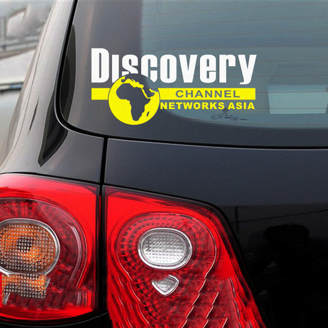 Discovery design car styling vinyl stickers and decalscar door window decor refit sticker cover