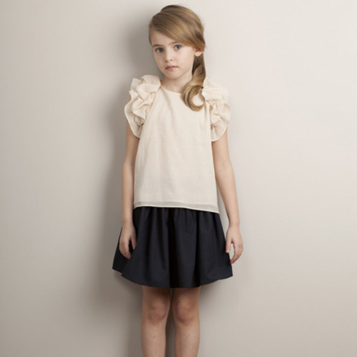 ec273551be European Style High End Children Wear Kids skirts short For Girls ...