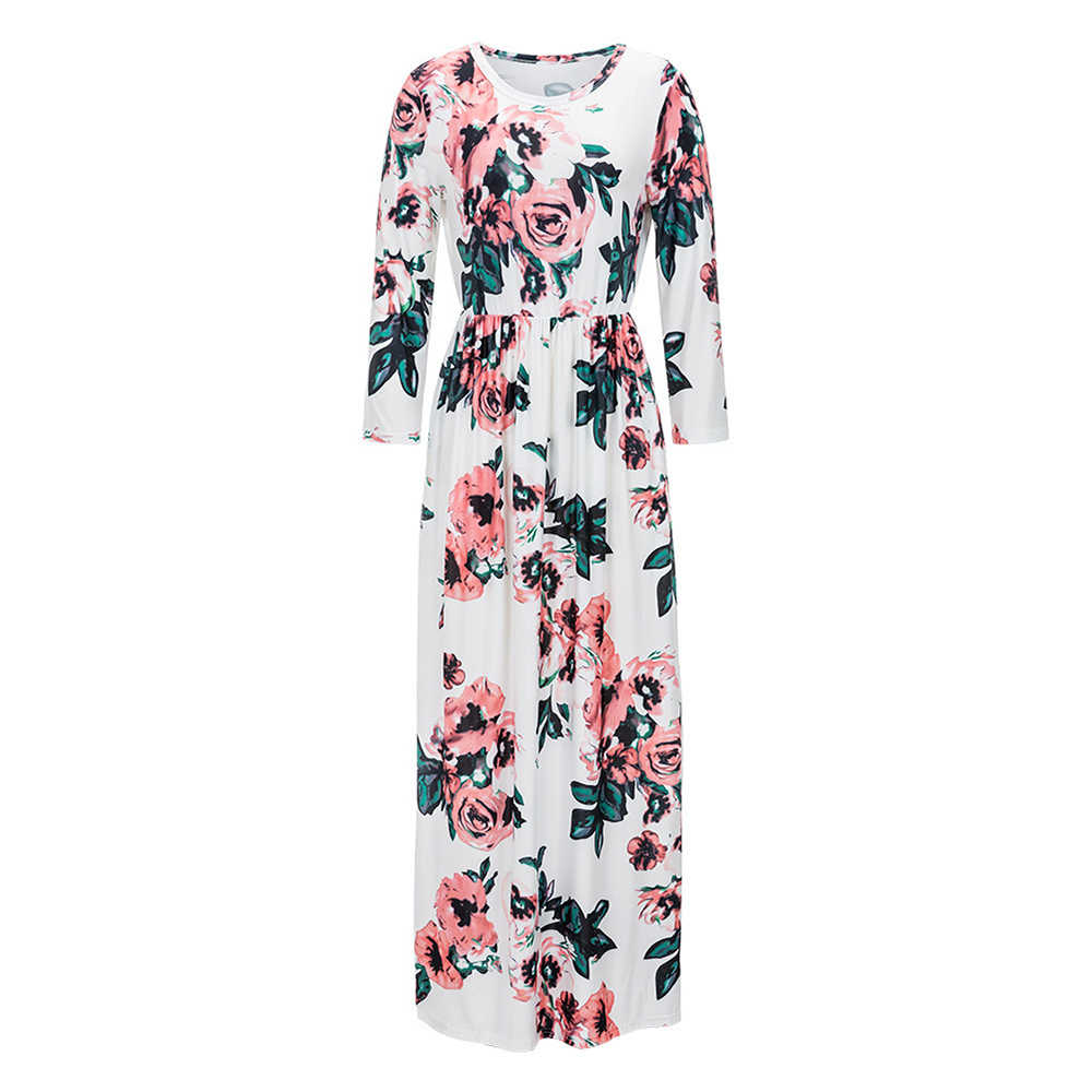 ... 4xl 5xl Big Size Vintage Floral Printing Dresses Plus Size Woman Swing  Dress 2018 Spring Elegant 4d1aa28ef2b8