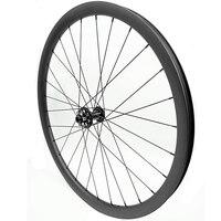 100 × 15 ミリメートル 730 グラム mtb カーボンホイール 29er 非対称 35 ミリメートル AM D791SB 自転車 mtb バイクディスクホイール 28 H チューブレスカーボンホイール -