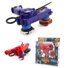 Beyblades Fusion metalowe zabawki na sprzedaż Beyblades bąk zabawka zestaw zabawek zabawka Bey ostrze z podwójnymi wyrzutnie ręcznie zabawki Spinner tanie tanio TAKARA TOMY 8-11 lat 12-15 lat 6 lat Z tworzywa sztucznego Unisex beyblade toys Mini