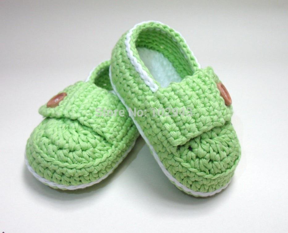 Fantástico Patrón De Crochet Mocasín Bosquejo - Manta de Tejer ...