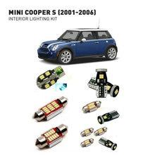 цены Led interior lights For mini cooper s 2001-2006   14pc Led Lights For Cars lighting kit automotive bulbs Canbus