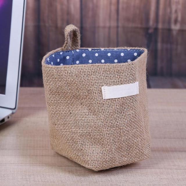 Retro Hanging Storage Basket