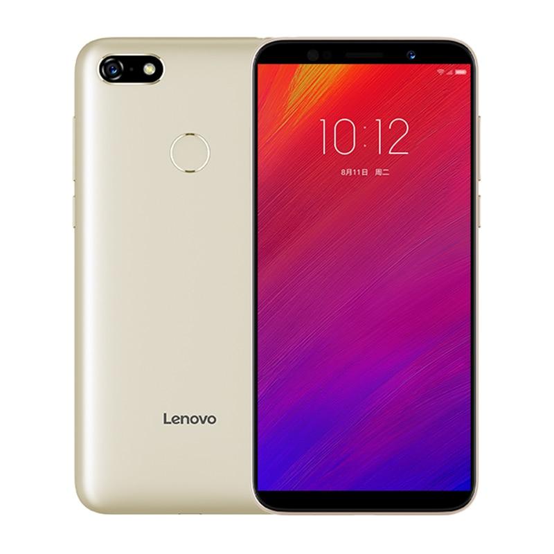 Image 2 - グローバル rom レノボ A5 3 ギガバイト 16 ギガバイトのスマートフォン MTK6739 クアッドコア 5.45  インチ画面 4 4G LTE 携帯電話 4000mAh 顔 Id 指紋    グループ上の 携帯電話