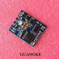 Ttl к RS485 модуль RS485 преобразователь сигнала 3 в 5,5 В изолированный одиночный чип последовательный порт UART Модуль промышленного класса