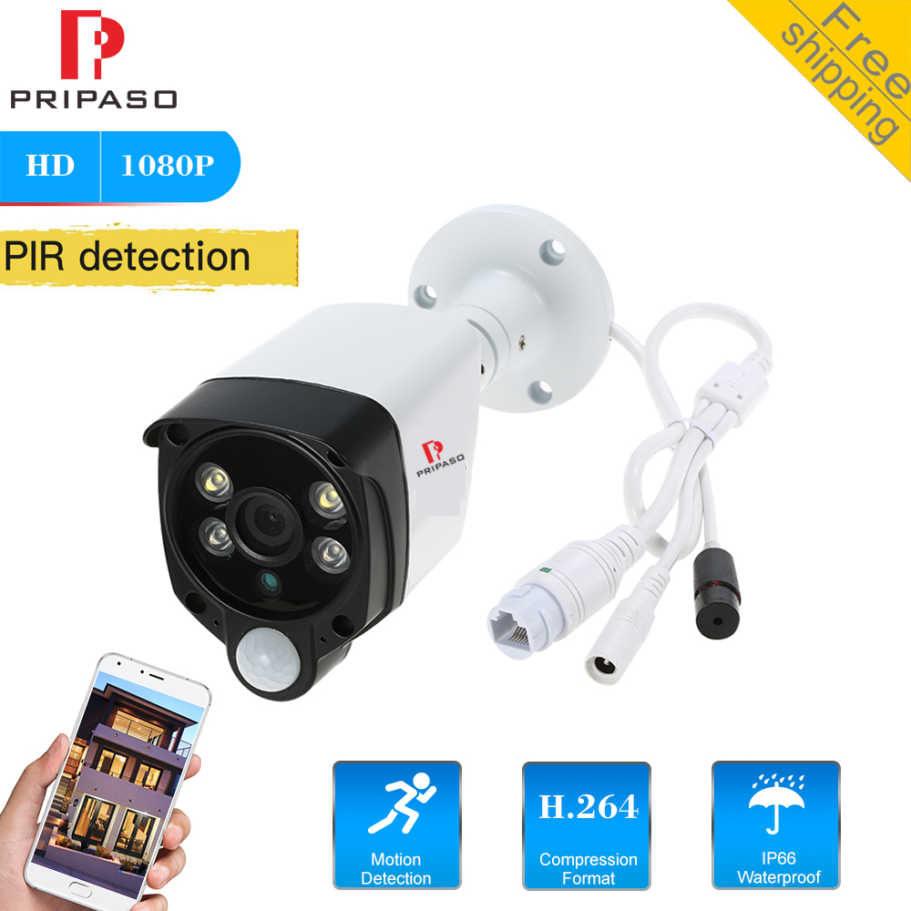 Wifi Camera Outdoor 1080p Micro Sd Slot Ip Camera Hd Security Surveillance Camera Wireless Waterproof 2mp Cctv Cam Ip P2p Rj45 Commodities Are Available Without Restriction Video Surveillance