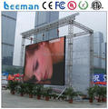 Leemandisplay outdoor rental advertising led panel p12