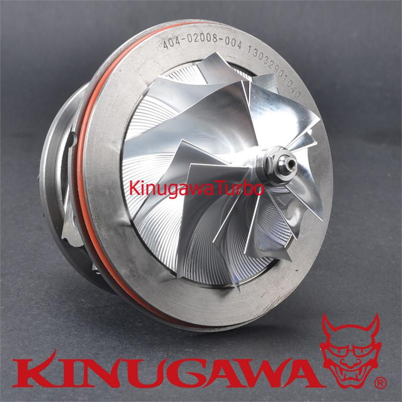Kinugawa Billet Turbo Cartridge CHRA for TD06SL2 60 1 Oil Water Cool in Turbo Chargers Parts from Automobiles Motorcycles