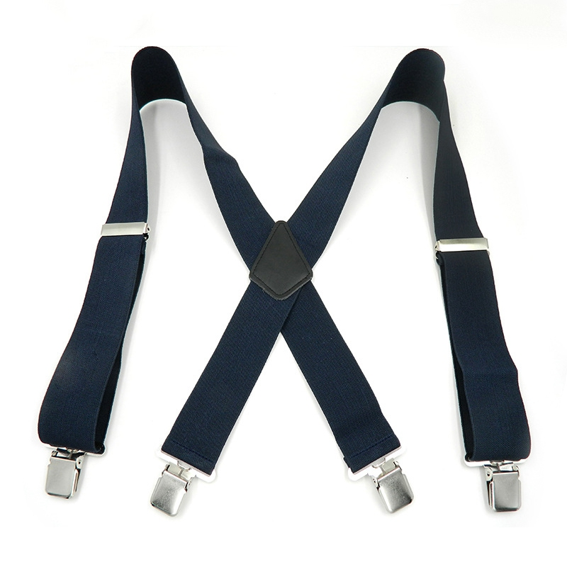 Men/'s Blush Dusky Pink Y2.5cm Braces Suspenders