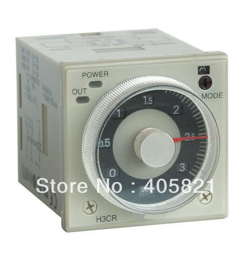 H3CR-A8 1.2S-300H Time relay/Timer 8Pin /Time Delay Relay
