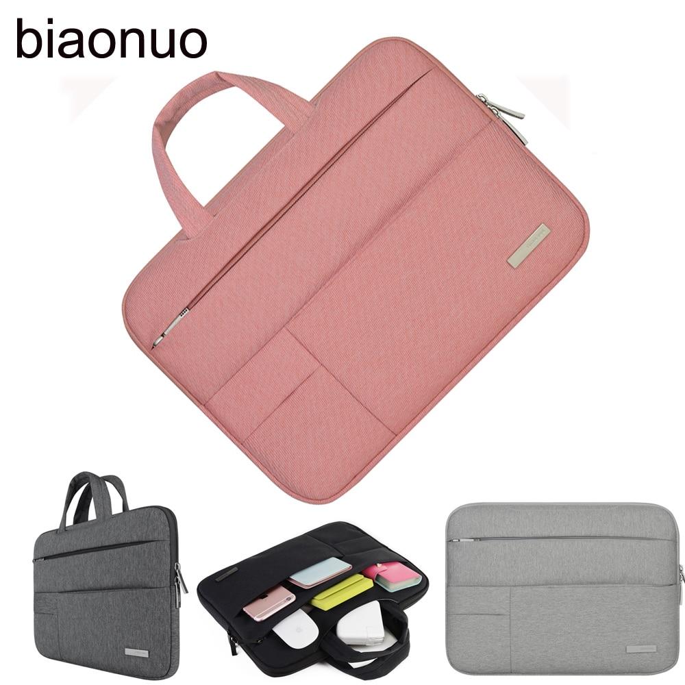 Portable Handbag Laptop Bag/Sleeve 11 12 13 14 15.4 15.6 Inch For Dell HP Asus Acer Lenovo Apple Mac Macbook Air Pro Retian 13.3