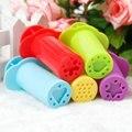 5 unids/lote polymer clay tool kit de herramientas conjunto arcilla ultraligero plastilina inteligente polímero molde de juguete para niños juguetes divertidos juguetes para niños