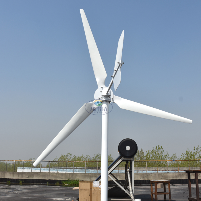 1kw windmill generator low start up wind speed with charge controller generator speed controller 3098693