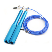 3m Speed Jump Rope Crossfit Original Women Gym Cable steel Wire Skipping bearing Skip rope Adjustable Fitnes jump ropes
