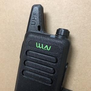 Image 5 - WLN KD C1 UHF 400 470mhz ווקי טוקי אנטנת גוף משולב חם CB שתי דרך רדיו קלאסי KD C1 דיבור ווקי