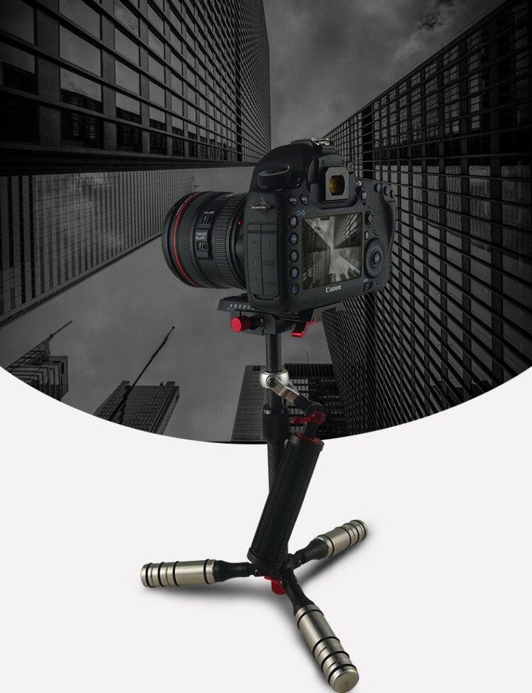 Aliexpress.com : Buy DSLR Mirrorless Steadicam adjustable handheld Carbon Fiber glidecam Video