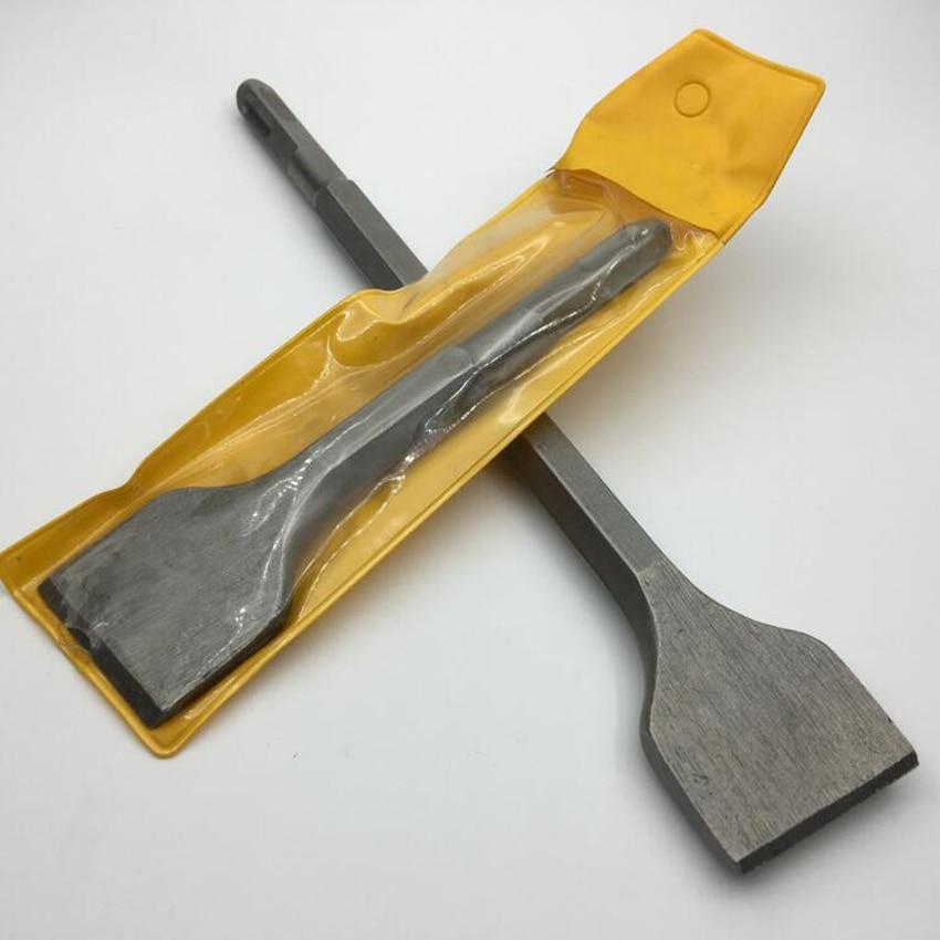Mini trapano elettrico a scalpello a martello quadrato 150MM / 250MM - Punta da trapano - Fotografia 6
