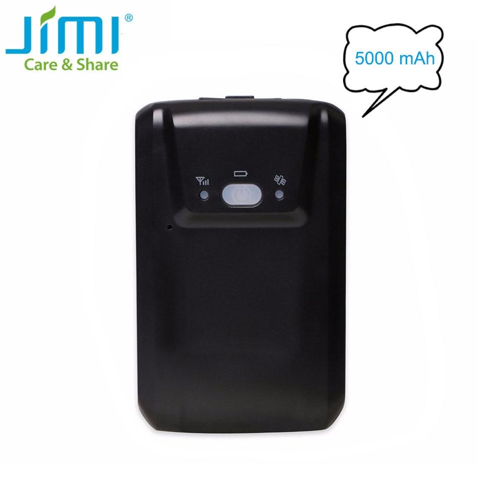 Concox GT03C Магнитная gps трекер IP65 Водонепроницаемый gps локатор с 5000 мАч Батарея gps/LBS расположение голос монитор Tracker
