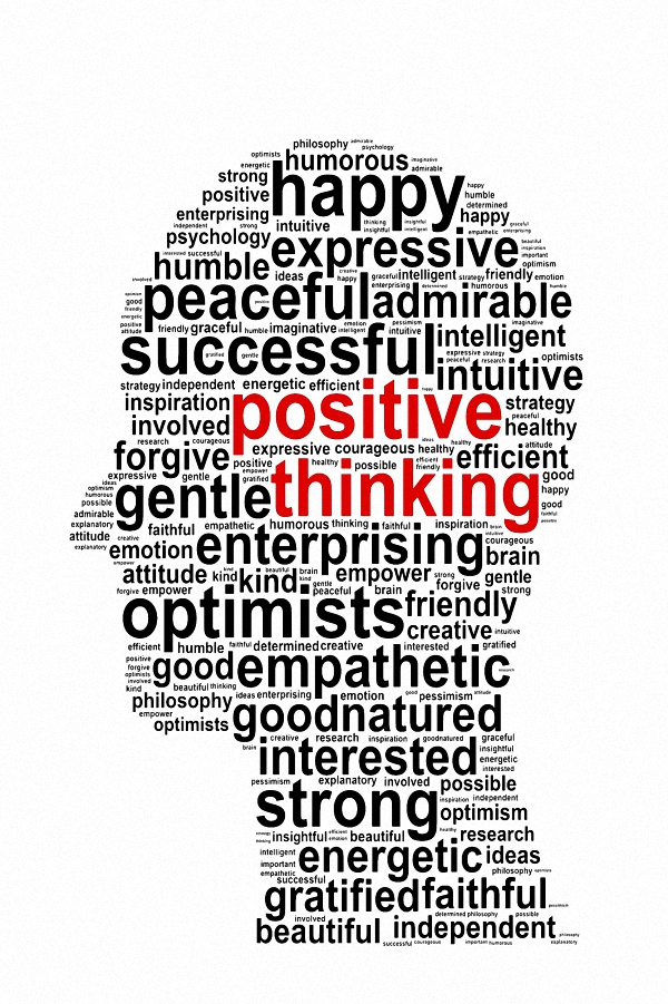 Motivational Inspirational Positive Thoughts Quote Poster Picture Print Wall 1