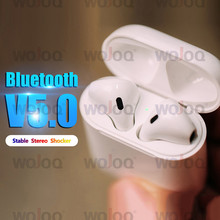I20 TWS Bluetooth 5.0 ear Earbuds Wireless Earphone i20tws Pop-up Headset PK w1 chip i10 i11 LK-TE9 LK TE9 i13 i14 i15 i16