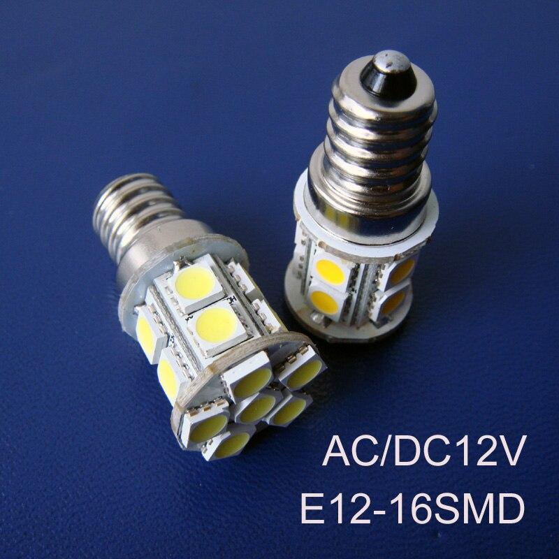 ᗑAC DC12V alta qualidade E12 lâmpadas led 0b3cc955a615c